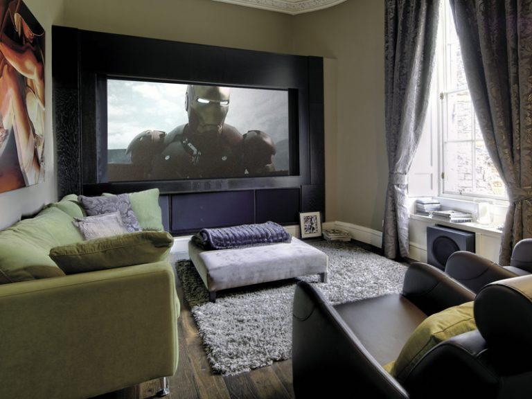 Домашние кинотеатры