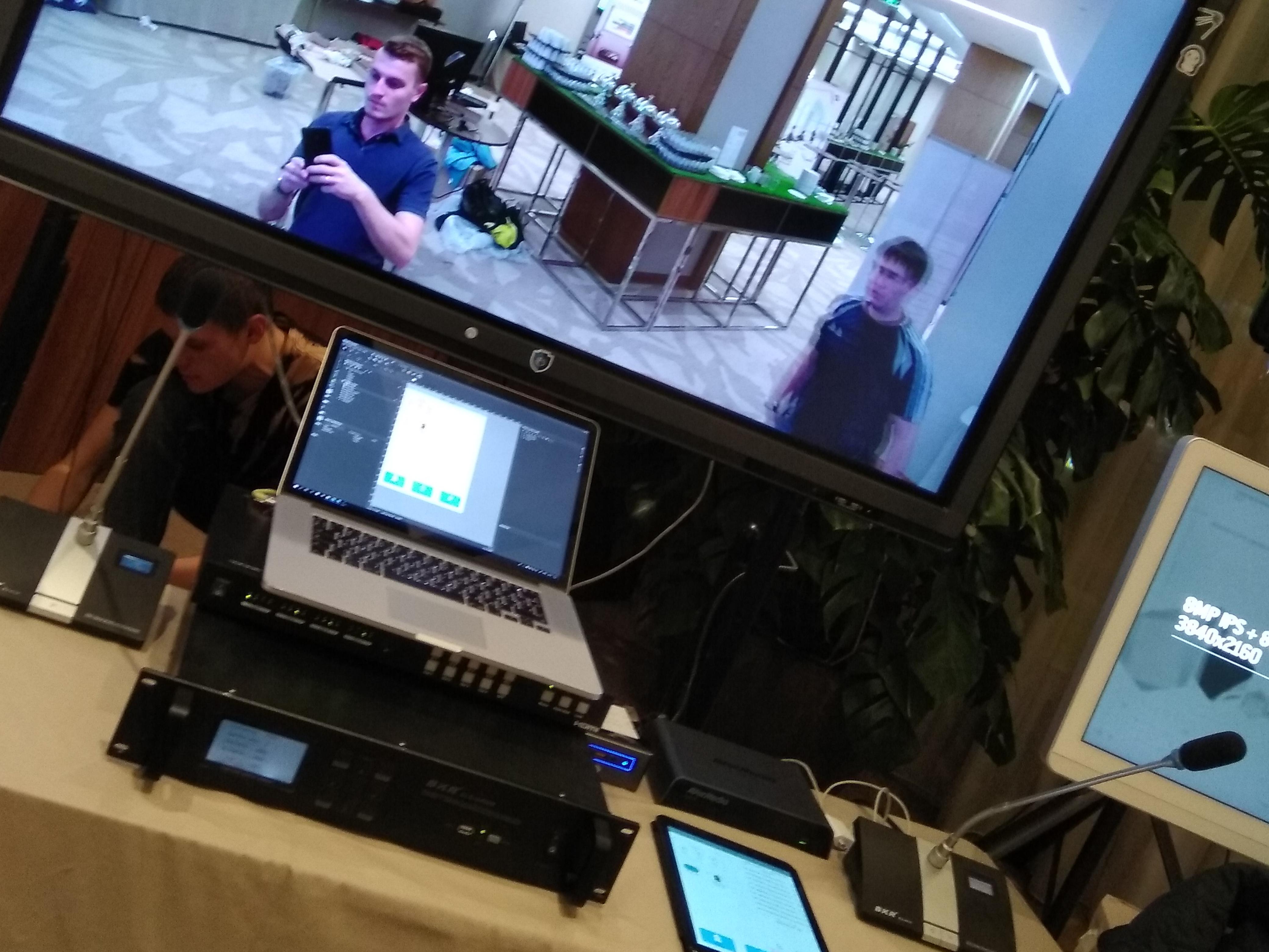 Iridium Mobile проект - Выставка TrueConf